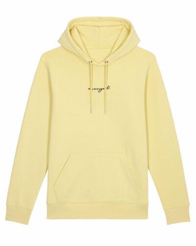 dressgoat-unisex-hoodie-yellow-vorne